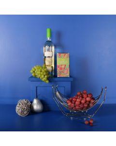 Purim Fruit Basket