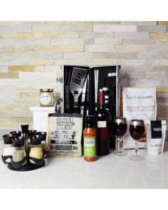 Barbecue Chef Gift Basket
