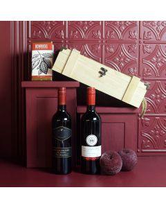 Wine Duo Gift Basket