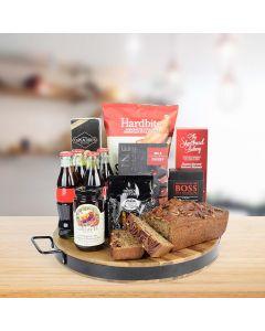 Coke & Gourmet Snacks Gift Set