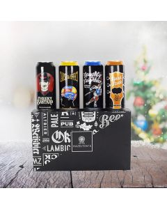 Christmas Party Beer Gift Set