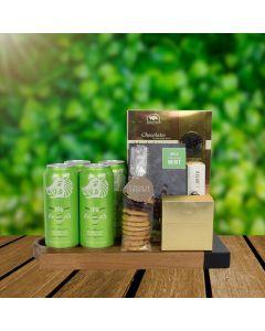 Luck O' The Irish Gift Basket