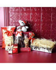 Christmas Mouse Gift Basket