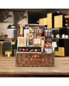 LET'S PARTY GOURMET GIFT BASKET
