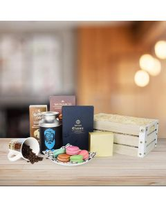 Magnificent Macaron Gift Crate
