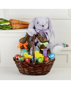 The Triple Bunny Easter Basket