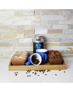 Coffee and Banana Bread Gift Set