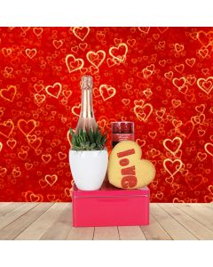 Valentine's Celebration Basket