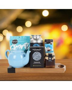 Kosher Caffeine Fix Gift Tray