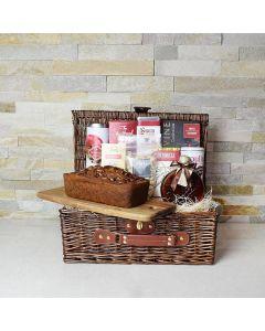 Banana Bread & Sweet Treat Gift Basket