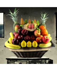 The Abundant Harvest Fruit Basket