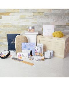 Serenity Spa Gift Crate