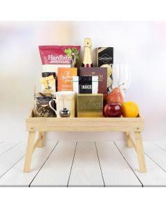 Prince Edward Champagne Gift Basket