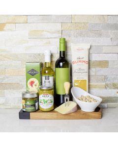 Simple Italian Dinner Gift Set