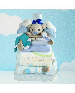 Newborn Baby Boy Starter Kit