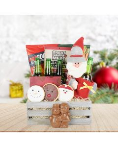 Holiday Hops Beer & Treats Crate