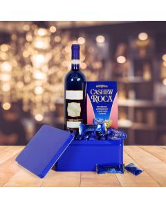 The Wine & Chocolates Gift Set