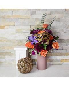 Festive Purim Bouquet
