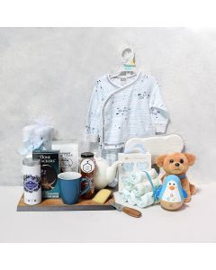 SWEET DREAMS BABY BOY GIFT SET