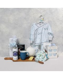 BABY'S DAYS OUT GIFT BASKET
