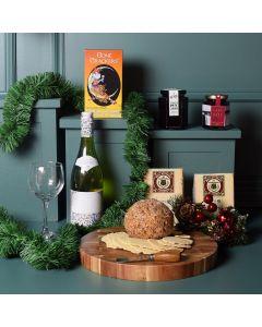 Artisan Cheese & Wine Gift Platter