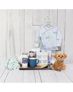 CUTE THINGS FIRST GIFT BASKET