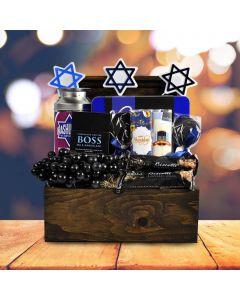 Happy Hanukkah Gourmet Gift Basket