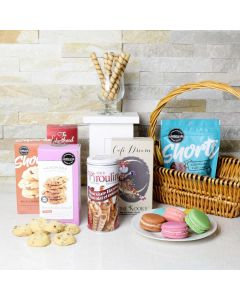 The Ultimate Cookie Gift Basket