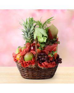 Valentine's Day Fruit Gift Basket