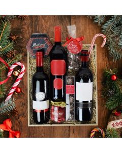 Christmas Wine Trio