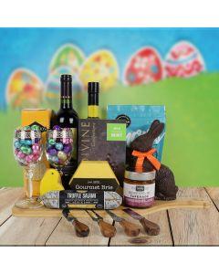 Easter Bunny Gourmet Gift Basket