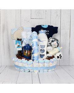 Sweet Treats Baby Gift Basket