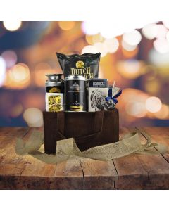 Hanukkah Chocolates and Sweets Gift Basket