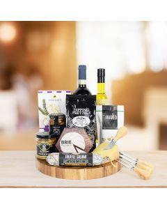 Splendid Treats & Wine Gift Set