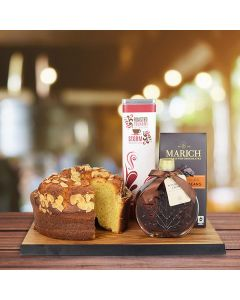 Coffee & Cake Brunch Gift Set