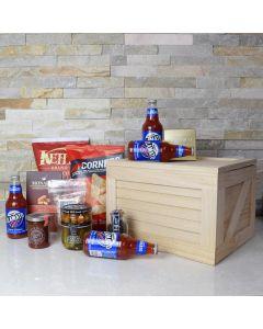 Sweet & Pepper Gourmet Gift Crate
