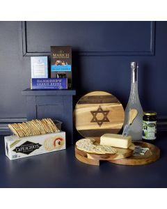 Kosher Liquor & Snacks Platter