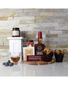 Bourbon Lover's Gift Basket