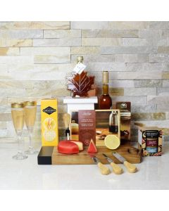 Candied Salmon & Maple Wine Gift Set