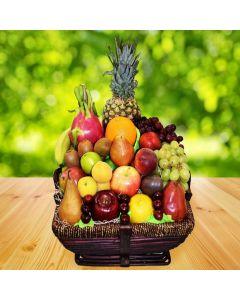 Tropical Feast Fruit Gift basket