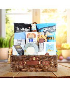 Tequila & Gourmet Binge Gift Basket