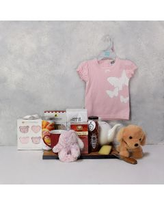 Medley of Baby Gifts For a Girl