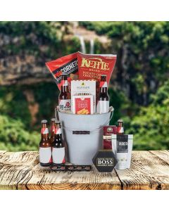 Proudly Canadian Beer Gift Basket