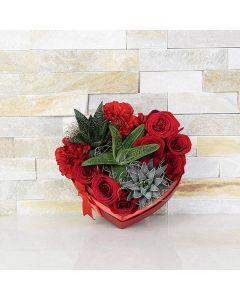 Rose & Carnation Gift