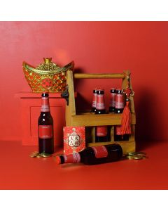 A Beery Happy New Year Gift Set