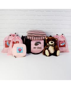 LIL BABY GIRL ARRIVAL GIFT SET