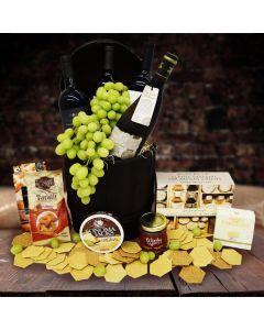 The Wine Feast Gift Barrel