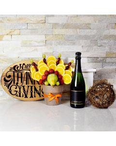 Edible Thanksgiving Day Gift Set