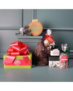Sweet & Simple Christmas Basket