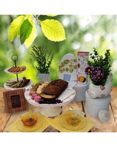 The Happy Birthday Sweets & Tea Platter